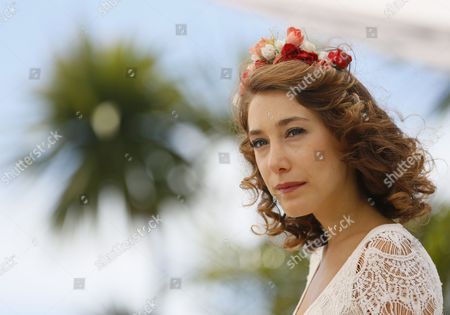 Stock Photo of Argentine Actress Ana Pauls Poses During the Photocall For 'Wakolda' at the 66th Annual Cannes Film Festival in Cannes France 21 May 2013 the Movie is Presented in the 'Un Certain Regard' Section of the Festival Which Runs From 15 to 26 May France Cannes