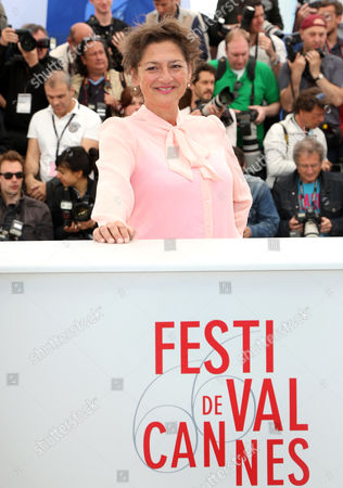 Dutch Actress Annet Malherbe Poses During the Photocall For 'Borgman' at the 66th Annual Cannes Film Festival in Cannes France 19 May 2013 the Movie is Presented in the Official Competition of the Festival Which Runs From 15 to 26 May France Cannes