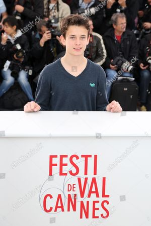 French Actor Fantin Ravat Poses During the Photocall For 'Jeune & Jolie' (young & Beautiful) at the 66th Annual Cannes Film Festival in Cannes France 16 May 2013 the Movie is Presented in the Official Competition of the Festival Which Runs From 15 to 26 May France Cannes