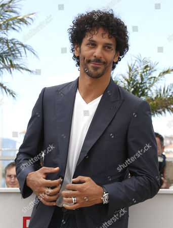 French Actor Tomer Sisley Poses During the Adami Talents Photocall at the 66th Annual Cannes Film Festival in Cannes France 20 May 2013 the Festival Runs From 15 to 26 May France Cannes