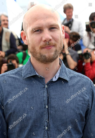 Stock Image of Flemish Actor Jeroen Perceval Poses During the Photocall For 'Borgman' at the 66th Annual Cannes Film Festival in Cannes France 19 May 2013 the Movie is Presented in the Official Competition of the Festival Which Runs From 15 to 26 May France Cannes