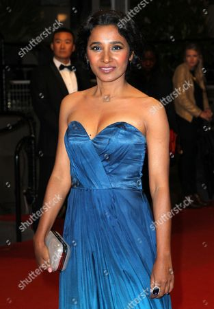 Indian Actress Tannishtha Chatterjee Arrives For the Premiere of 'Monsoon Shootout' During the 66th Annual Cannes Film Festival in Cannes France 18 May 2013 the Movie is Presented out of Competition at the Festival Which Runs From 15 to 26 May France Cannes