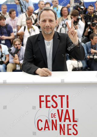 Iraqi-kurdish Director Hiner Saleem Poses During the Photocall For 'My Sweet Pepper Land' at the 66th Annual Cannes Film Festival in Cannes France 22 May 2013 the Movie is Presented in the 'Un Certain Regard' Section of the Festival Which Runs From 15 to 26 May France Cannes