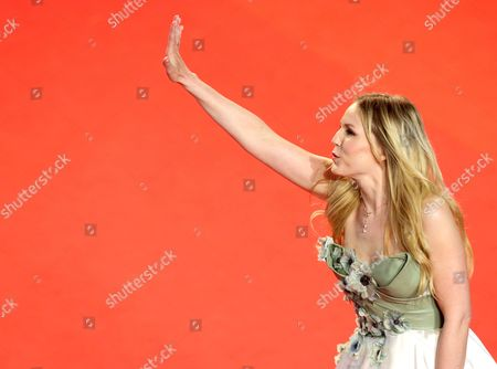 Dutch Actress Hadewych Minis Arrives For the Screening of 'Borgman' During the 66th Annual Cannes Film Festival in Cannes France 19 May 2013 the Movie is Presented in the Official Competition of the Festival Which Runs From 15 to 26 May France Cannes