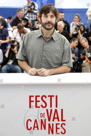 Mexican Director Diego Quemada-diez Poses During the Photocall For 'La Jaula De Oro' at the 66th Annual Cannes Film Festival in Cannes France 22 May 2013 the Movie is Presented in the 'Un Certain Regard' Section of the Festival Which Runs From 15 to 26 May France Cannes