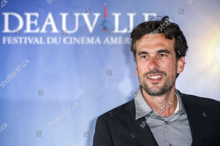 Us Director Alexandre Moors Poses at a Photocall For 'Blue Caprice' During the 39th Annual Deauville American Film Festival in Deauville France 31 August 2013 the Movie is Presented in the Official Competition of the Festival That Runs From 30 August to 08 September France Deauville