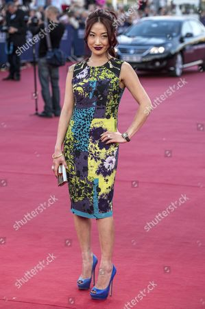Editorial picture of France Deauville Film Festival 2013 - Sep 2013