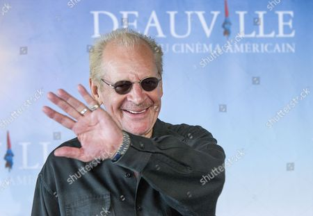 Us Film Director Larry Clark Poses For the Photographers at a Photocall During the 39th Annual Deauville American Film Festival in Deauville France 04 September 2013 Clark is Tributed For His Career the Festival Runs From 30 August to 08 September France Deauville