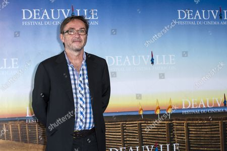 French Director and Novelist Marc Dugain Poses During a Photocall After the 'French-american Meeting' During the 39th Annual Deauville American Film Festival in Deauville France 07 September 2013 the Festival Runs From 30 August to 08 September France Deauville