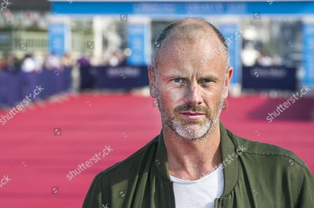 Swedish Director Fredrik Bond Arrives For the Screening of 'The Necessary Death of Charlie Countryman' During the 39th Annual Deauville American Film Festival in Deauville France 05 September 2013 the Film is Presented out of the Competition at the Festival That Runs From 30 August to 08 September France Deauville