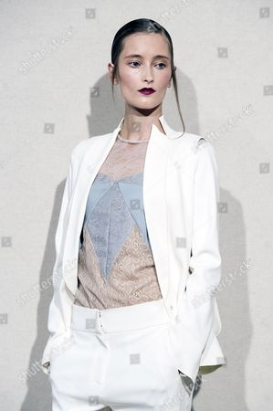 Editorial photo of France Paris Fashion Week - Sep 2013