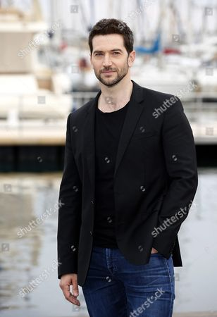 British Actor Luke Roberts Poses During a Photocall For the Tv Series 'Ransom' at the Annual Mipcom Television Content Market in Cannes France 17 October 2016 the Media Event Runs From 17 to 20 October France Cannes