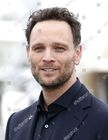 Stock Picture of Canadian Actor Ben Cotton Poses During a Photocall For the Tv Series 'Mars' at the Annual Mipcom Television Content Market in Cannes France 17 October 2016 the Media Event Runs From 17 to 20 October France Cannes