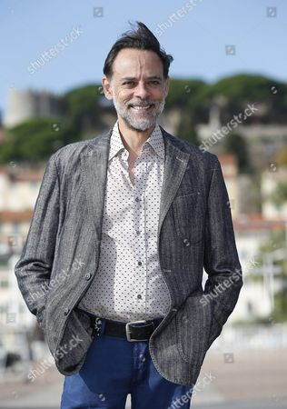 British Actor Alexander Siddig Poses During a Photocall For the Tv Series 'The Kennedys: After Camelot' at the Annual Mipcom Television Content Market in Cannes France 18 October 2016 the Media Event Runs From 17 to 20 October France Cannes
