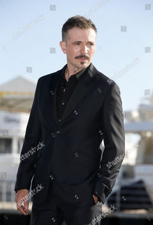 Canadian Actor Tygh Runyan Poses During a Photocall For the Tv Series 'Versailles Series 2' at the Annual Mipcom Television Content Market in Cannes France 18 October 2016 the Media Event Runs From 17 to 20 October France Cannes