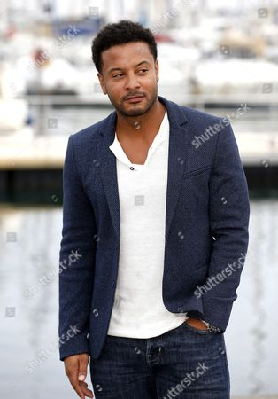 Canadian Actor Brandon Jay Mclaren Poses During a Photocall For the Tv Series 'Ransom' at the Annual Mipcom Television Content Market in Cannes France 17 October 2016 the Media Event Runs From 17 to 20 October France Cannes