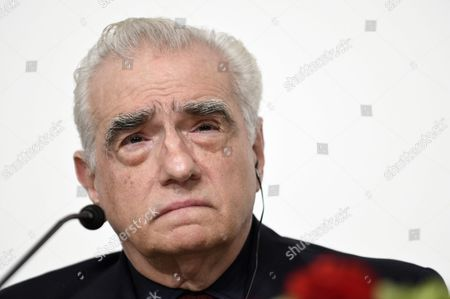 Us Film Director Martin Scorsese Attends a Press Conference For the 28th Praemium Imperiale in Tokyo Japan 17 October 2016 the Praemium Imperiale is a Global Arts Prize Awarded Annually by the Japan Art Association Five Laureates Are Nominated in the Fields of Painting Sculpture Architecture Music and Theatre/film For Its 28th Edition the Praemium Imperiale Awards Have Been Given to Us Photographer Cindy Sherman French Sculptor Annette Messager Brazilian Architect Paulo Mendes Da Rocha Latvian Musician Gidon Kremer and Us Film Director Martin Scorsese Japan Tokyo