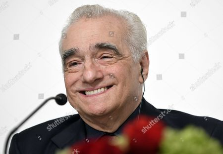 Us Film Director Martin Scorsese Smiles During a Press Conference For the 28th Praemium Imperiale in Tokyo Japan 17 October 2016 the Praemium Imperiale is a Global Arts Prize Awarded Annually by the Japan Art Association Five Laureates Are Nominated in the Fields of Painting Sculpture Architecture Music and Theatre/film For Its 28th Edition the Praemium Imperiale Awards Have Been Given to Us Photographer Cindy Sherman French Sculptor Annette Messager Brazilian Architect Paulo Mendes Da Rocha Latvian Musician Gidon Kremer and Us Film Director Martin Scorsese Japan Tokyo