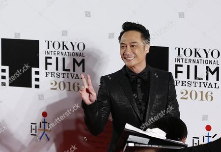 Actor Francis Ng Attends the Opening Red Carpet Event of the 29th Tokyo International Film Festival (tiff) in Tokyo Japan 25 October 2016 the Tiff Will Show a Variety of Film Screenings Until 03 November Japan Tokyo