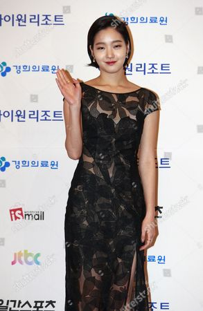 South Korean Actress Kim Ko-eun Arrives For the 49th Annual Baeksang Art Awards at the Kyunghee University in Seoul South Korea 09 May 2013 Korea, Republic of Seoul