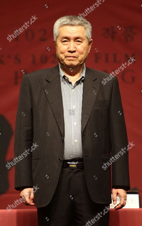 South Korean Director Im Kwon-taek Poses For a Picture During His 102nd Film 'Hwa Jang' Press Conference at the 18th Busan International Film Festival (biff) in the Shinsegae Centum City Culture Hall in Busan South Korea 04 October 2013 the Biggest Film Festival in Asia Showcases 301 Films From 70 Countries From 03 to 12 October in Busan Korea, Republic of Busan