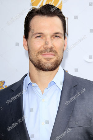 Stock Picture of Us Actor Daniel Cudmore Arrives at the 40th Annual Saturn Awards at the Castaway in Burbank California Usa 26 June 2014 United States Burbank
