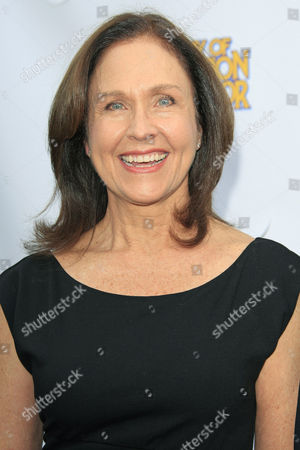 Us Actress Erin Gray Arrives at the 40th Annual Saturn Awards at the Castaway in Burbank California Usa 26 June 2014 United States Burbank