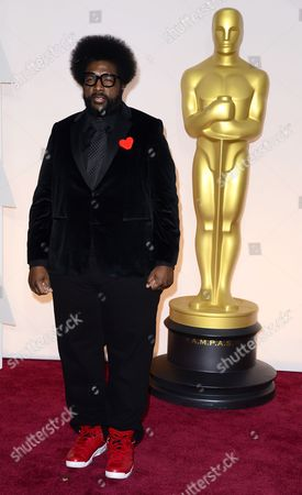 Quest Love Arrives For the 87th Annual Academy Awards Ceremony at the Dolby Theatre in Hollywood California Usa 22 February 2015 the Oscars Are Presented For Outstanding Individual Or Collective Efforts in 24 Categories in Filmmaking United States Hollywood
