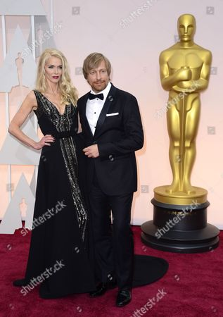 Morten Tyldum (r) and Janne Tyldum (l) Arrive For the 87th Annual Academy Awards Ceremony at the Dolby Theatre in Hollywood California Usa 22 February 2015 the Oscars Are Presented For Outstanding Individual Or Collective Efforts in 24 Categories in Filmmaking United States Hollywood