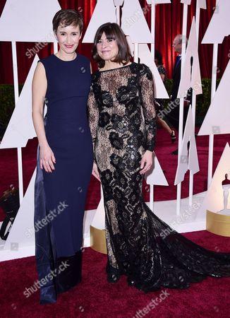 Editorial photo of Usa Academy Awards 2015 - Feb 2015