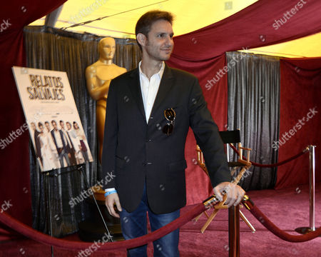 Argentinan Director Damian Szifron Attends the 87th Academy Awards Foreign Language Film Award Nominees Photo Op Presser on the Red Carpet Outside the Dolby Theatre in Hollywood California Usa 20 February 2015 the Argentinan Film 'Wild Tales' is One of Five Foreign Language Films That Are Nominated For an Oscar United States Hollywood