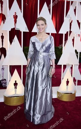 Stock Picture of Torill Kove Arrives For the 87th Annual Academy Awards Ceremony at the Dolby Theatre in Hollywood California Usa 22 February 2015 the Oscars Are Presented For Outstanding Individual Or Collective Efforts in 24 Categories in Filmmaking United States Hollywood