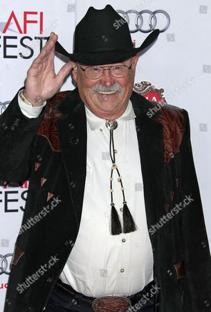 A Picture Made Available 12 November Shows Us Actor Barry Corbin Attending the Afi Fest Special Screening of Tommy Lee Jones' Film 'The Homesman' at the Dolby Theatre in Hollywood California 11 November 2014 Afi Fest 2014 is Presented by Audi and the Special Screening Forms the Centerpiece Gala Feature United States Hollywood