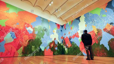 Editorial photo of Usa Arts Wilfredo Lam Exhibit - Feb 2015