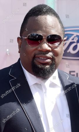 Us Singer Hezekiah Walker Arrives For the 2014 Black Entertainment Television (bet) Awards in Los Angeles California Usa 29 June 2014 the Bet Awards Honor Entertainers in Music Movies and Sports Figures in the Entertainment Industry United States Los Angeles