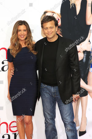 Us Composer Aaron Zigman (r) Arrives with Ashley Cusato (l) For the Premiere of 'The Other Woman' at the Regency Village Theater in Westwood California Usa 21 April 2014 the Movie Opens in Theaters on 25 April 2014 United States Los Angeles