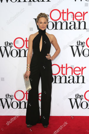 Us Actress and Cast Member Alyshia Ochse Arrives For the Premiere of 'The Other Woman' at the Regency Village Theater in Westwood California Usa 21 April 2014 the Movie Opens in Theaters on 25 April 2014 United States Los Angeles