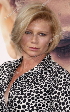 Stock Picture of Us Actress Peta Wilson Arrives at the Premiere of 'The Water Diviner' at the Tcl Chinese Theatre Imax Laser in Hollywood California Usa 16 April 2015 the Movie Will Be Released in Us Theaters on 24 April United States Los Angeles