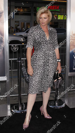 Us Actress Peta Wilson Arrives at the Premiere of 'The Water Diviner' at the Tcl Chinese Theatre Imax Laser in Hollywood California Usa 16 April 2015 the Movie Will Be Released in Us Theaters on 24 April United States Los Angeles