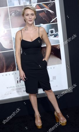 Us Actress Addison Timlin Arrives For the World Premiere of 'If i Stay' at Tcl Chinese Theatre in Hollywood California Usa 20 August 2014 the Movie Will Run in Theaters From 22 August 2014 United States Hollywood