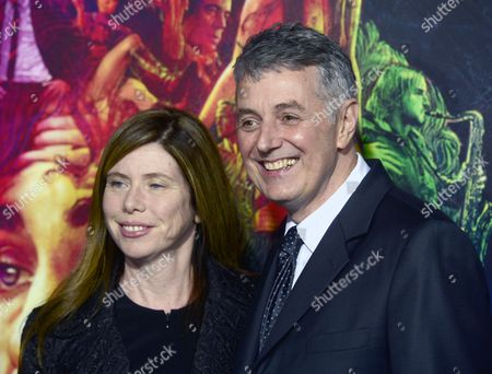 Us Director Paul Thomas Anderson (r) and British-american Producer Joanne Sellar (l) Arrive For the Movie Premiere of 'Inherent Vice' in Hollywood California Usa 10 December 2014 the Comedy-drama Movie is Scheduled to Be Released in the Us Theaters on 12 December 2014 United States Hollywood
