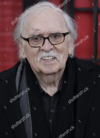 Us Writer Thomas Meehan Attends the World Premiere of 'Annie' at the Ziegfeld Theater in New York City New York Usa 07 December 2014 United States New York