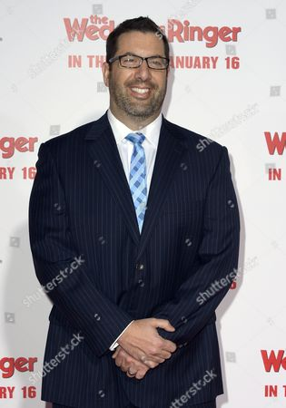 Us Composer Christopher Lennertz Arrives For the World Premiere of 'The Wedding Ringer' at Tcl Chinese Theatre in Hollywood California Usa 06 January 2015 the Movie Opens in Us Theaters on 16 January United States Hollywood