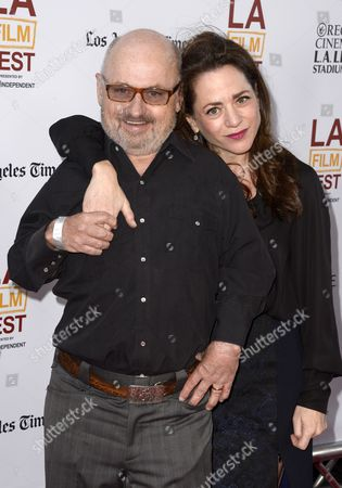 Us Actor and Cast Member Clark Middleton (l) and Wife Us Actor Elissa Middleton (r) Arrive For the Us Premiere of 'Snowpiercer' in Los Angeles California Usa 11 June 2014 United States Los Angeles