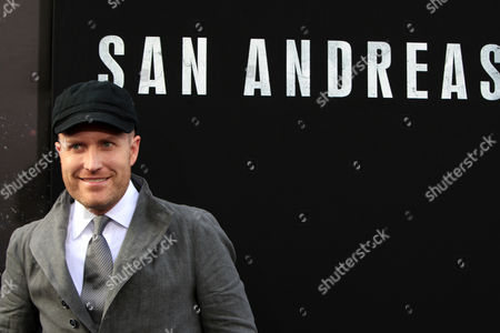 Canadian Composer Andrew Lockington Arrives at the Premiere of 'San Andreas' at Tcl Chinese Theatre Imax in Hollywood Los Angeles California Usa 26 May 2015 the Movie Opens in the Us on 29 May United States Los Angeles