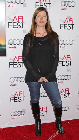 Us Actress Joanne Sellar Attends the Gala Screening of 'Inherent Vice' at the Afi Fest at the Egyptian Theatre in Hollywood California Usa 08 November 2014 the Film Festival Runs Until 13 November United States Los Angeles