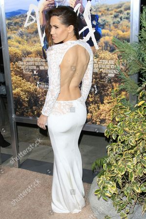 Us Singer Kimberly Cole Arrives For the Los Angeles Premiere of Wild at the Academy of Motion Picture Arts and Sciences Samuel Goldwyn Theater in Beverly Hills California Usa 19 November 2014 the Movie Opens in Us Theaters 03 December 2014 United States Los Angeles