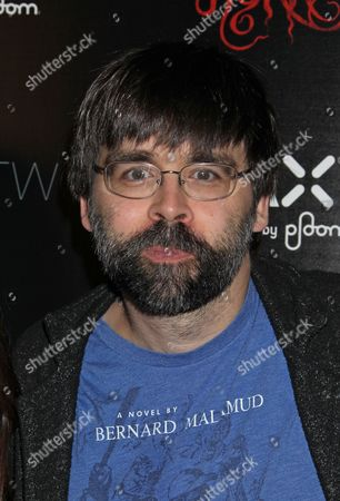 Us Author Joe Hill Arrives For Radius-twc's Special Screening of the Movie Premiere 'Horns' at Arclight Hollywood in Hollywood California Usa 30 October 2014 United States Hollywood