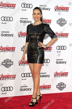 Editorial image of Usa Cinema Avengers Premiere - Apr 2015