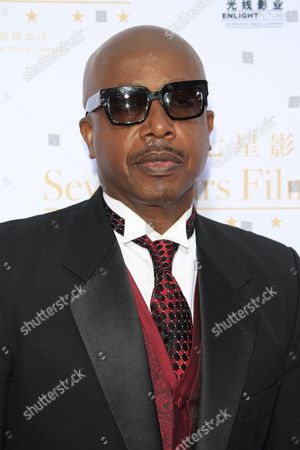 Us Actor/rapper Mc Hammer at the 88th Birthday of Tcl Chinese Theater Imax and Hand and Footprint Ceremony For Justin Lin Zhao Wei and Huang Xiaoming at Tcl Chinese Theater in Hollywood California Usa 03 June 2015 United States Hollywood